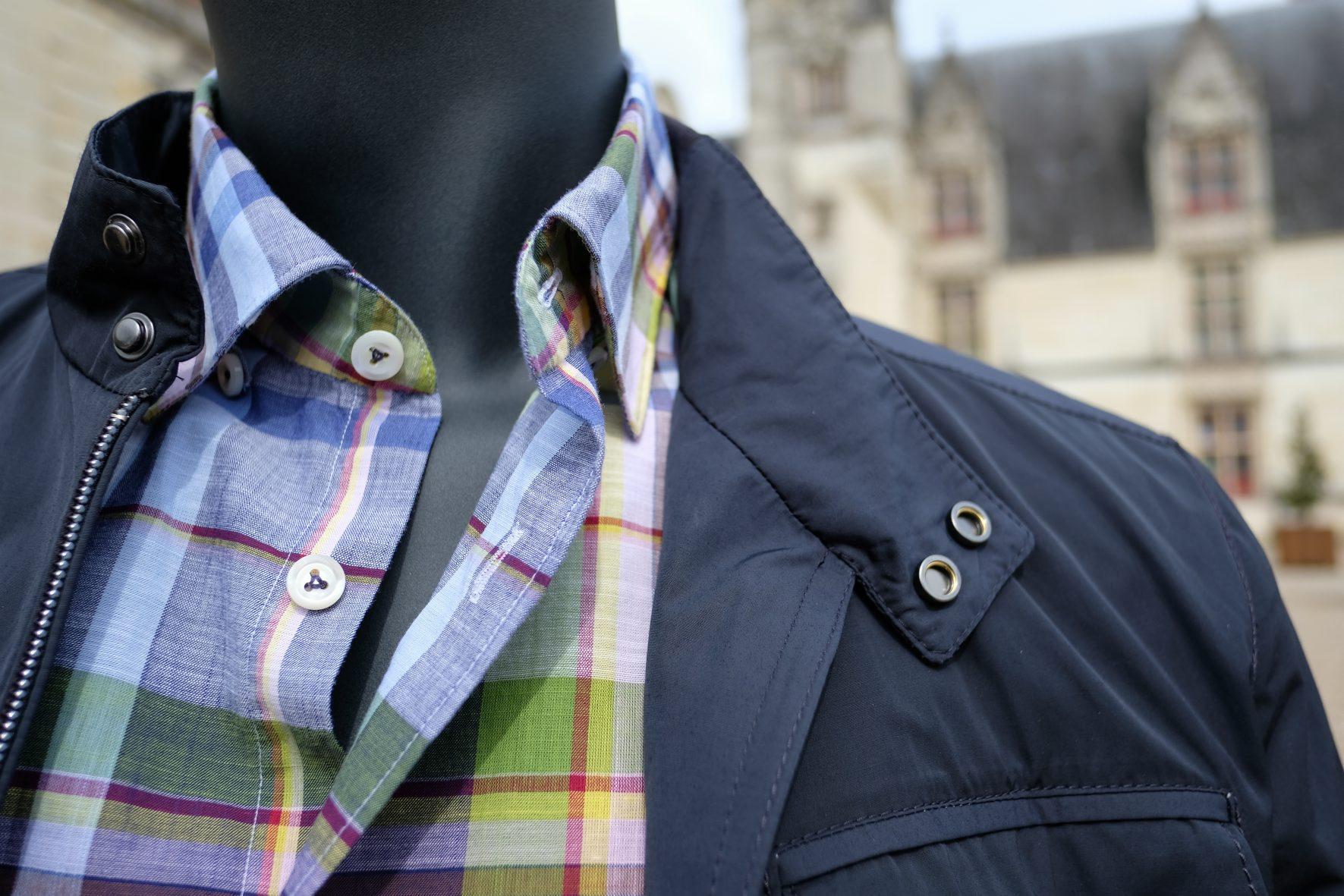 Comment choisir une chemise qui taille bien